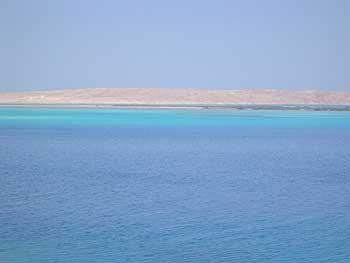 Красное море, Египет, апрель 2004г